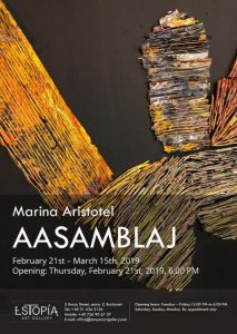 Marina Aristotel Exhibition