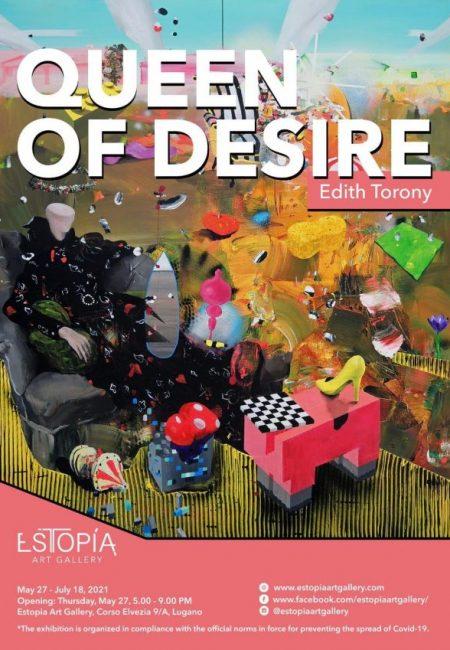 Edith Torony Imagine Cover